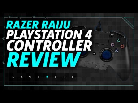 Razer Raiju - PlayStation 4 Controller Review #2