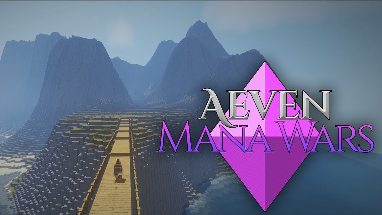 Aeven Mana Wars - Minecraft Forum Server List - Minecraft Forum