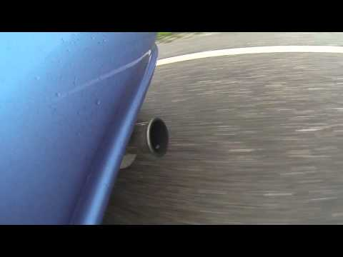 Spoon exhaust B18c