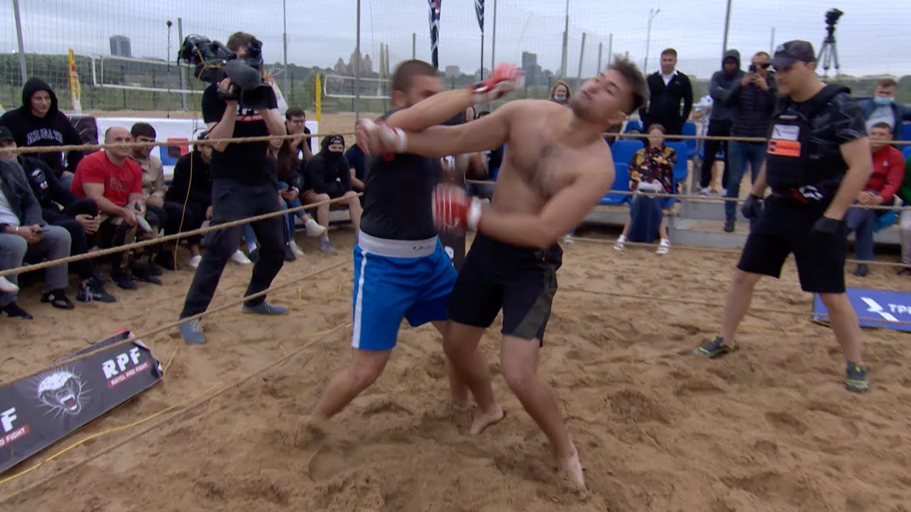 MAD MAX vs STREET FIGHTER !! CRAZY FIGHT !!