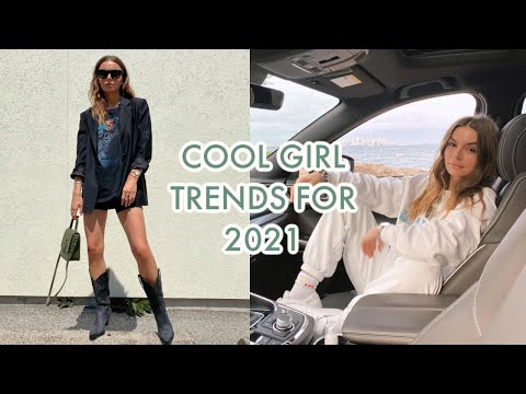 COOL GIRL TRENDS TO BRING INTO 2021 | best 2020 fashion trends