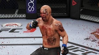 МАЙК ТАЙСОН ТВОРИТ НЕВООБРАЗИМОЕ в UFC 3 ЗРЕЛИЩНЫЕ НОКАУТЫ TOP 20