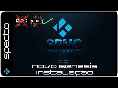 Download Specto novo Genesis para KODI - 2016