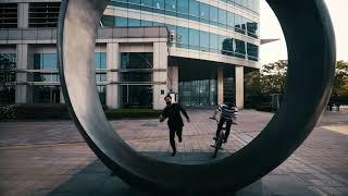 BMX & PARKOUR (in Seoul)