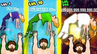 Эволюция Кидалы Чтобы Найти Конец В Игре Buddy Toss!