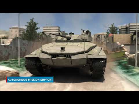 Future Armored Vehicle System Suite