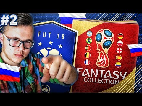 FANTASY COLLECTION #2 | WORLD CUP 2018