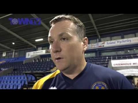 INTERVIEW | Micky Mellon post Birmingham City (pre-season) - Town TV
