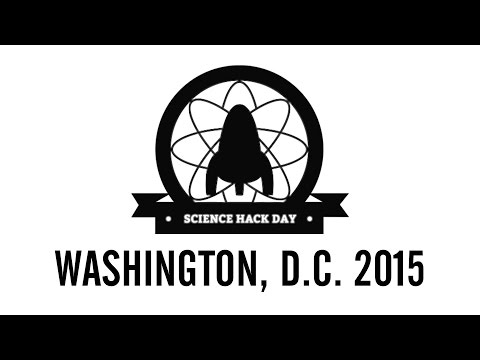 Science Hack Day DC 2015