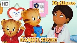 Daniel tiger in italiano - daniel scopre la scuola e daniel va dal dottore (hd - episodio completa)
