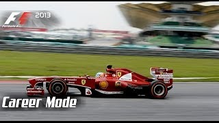 F1 2013 Career Mode Season 3 - Malaysian Grand Prix (Sepang) [S3 P41]