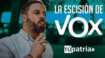 Imagen del video: LA ESCISIÓN de VOX