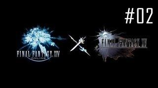 FINAL FANTASY XIV - Crossover avec Final Fantasy XV 2/2 (Garuda Fight)