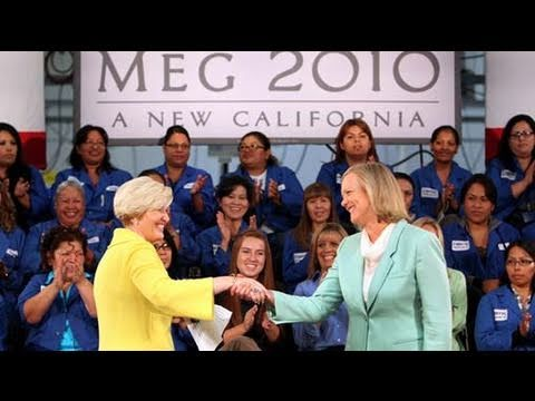 California women rally behind Meg Whitman's vision for state