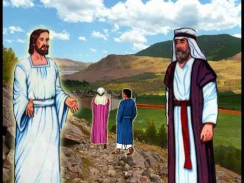 Bible Stories - God Destroys Sodom And Gomorrah - YouTube