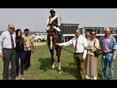 Gloaming ridden by Neeraj Rawal wins The Calcutta Cup