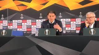 """Gerardo Seoane: """"Quase que forçamos o Porto a perder pontos"""""""