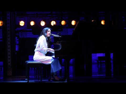 Watch Vanessa Carlton perform 'It's Too Late' ahead of Broadway debut playing Carole King