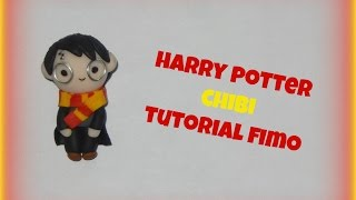 Harry Potter chibi doll Tutorial fimo