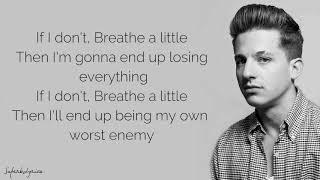 Charlie Puth - Enemy (Lyrics)