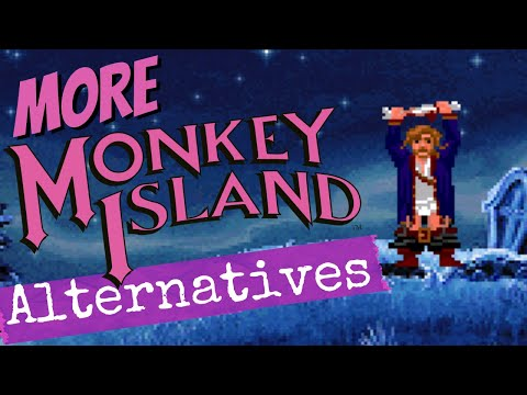 Play More Games Like Monkey Island - Indie Version! | Point & Click Adventure Games