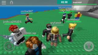 Playing Roblox. The May burst