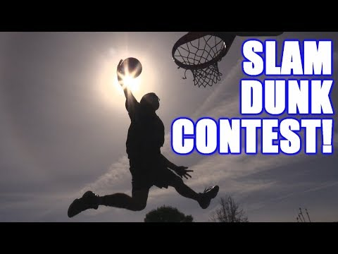 SLAM DUNK CONTEST! | On-Season Basketball Series
