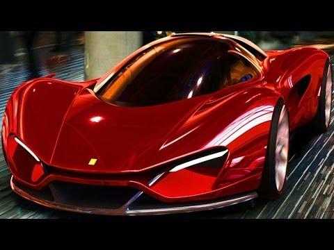 PRÉVIA Novo Ferrari 2016-Substituto do 458 @ 3.9 V6 Biturbo 670 cv