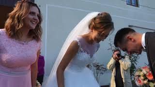 Викуп нареченої. Благословіння молодих. Традиції весільні.