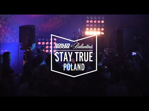 DJ Mo Boiler Room & Ballantine's Stay True Poland DJ Set