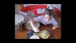 Бисквитный торт в мультиварке REDMOND. Конкурс «Путешествуй вместе с REDMOND».
