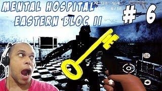 MENTAL HOSPITAL : EASTERN BLOC 2 - ENCONTRANDO A CHAVE - Parte 6 JOGOS DE TERROR PARA ANDROID