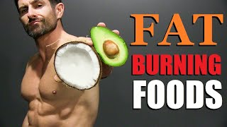 Eat THIS to BURN Belly Fat! (10 BEST Fat Burning Foods)