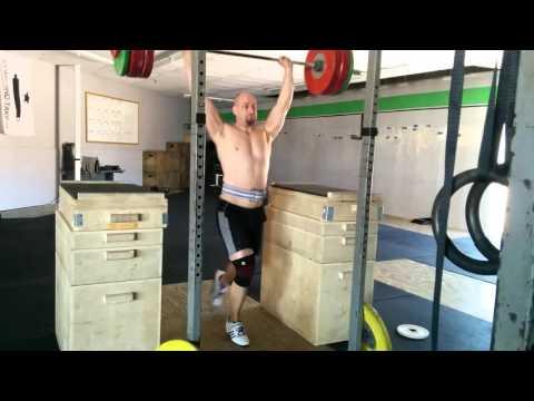 Willie McLendon 145kg Shaky Jerk
