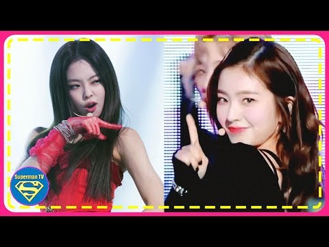 Red Velvet's Irene Revealed How She Ended Up Swapping Choreographies With BLACKPINK's Jennie