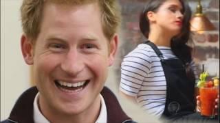 Filha de mãe negra, namorada de Príncipe Harry causa polêmica racista na Inglaterra