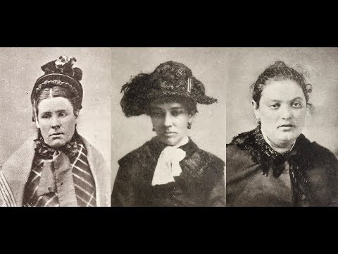 Mugshots of American Criminals from the 1870's and 1880's: Part 3