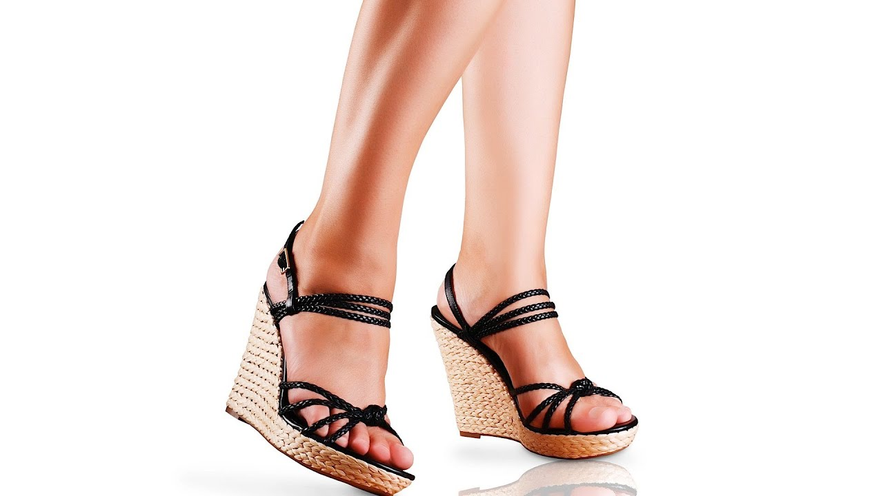 b1d14962e How to Walk in High-Heeled Wedges