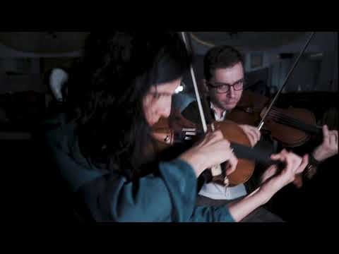 EN COULISSES / Quatuor Belcea / Intégrale Beethoven / Concerts Du Dimanche Matin