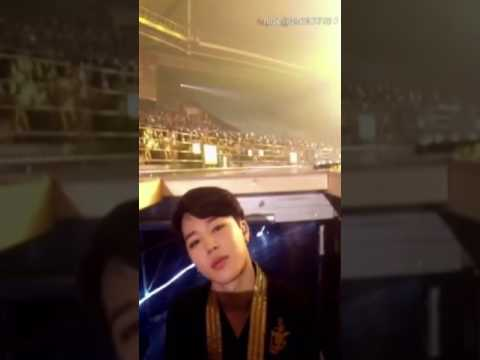BTS LIVE 花樣年華 ON STAGE : EPILOGUE CONCERT DVD (If I Ruled The World Self Cam)