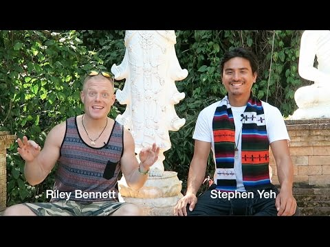 Digital Nomad Story: Getting High on Meditation & Buddhism in Nepal w/ Stephen Yeh from The Bay 🗻