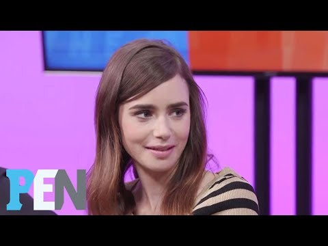 Lily Collins, Kelsey Grammer, Dominique McElligott On 'The Last Tycoon'  PEN  Entertainment Weekly