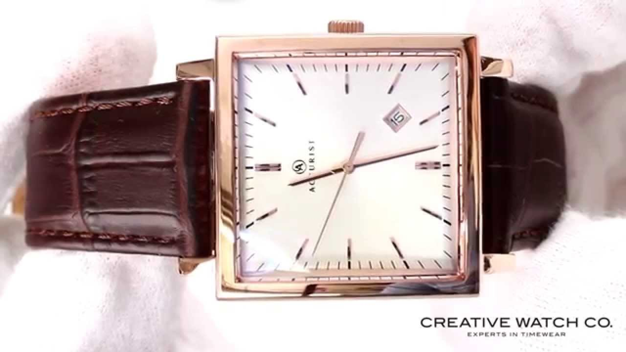 5fb1b1d8e2dd44 Hands On With The Men's Accurist Watch 7030. Creative Watch Co