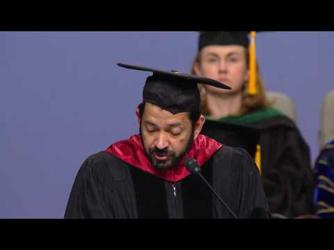 Dr. Siddhartha Mukherjee speaks at Johns Hopkins University School of Medicine Graduation 2016