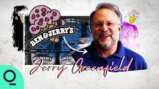 The Tasty Tale of Ben & Jerrys, As Told By Jerry