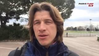 Paris-Turf TV - Nicolas Caullery : Moonlight Gambler