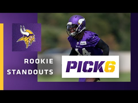 Pick 6 Mailbag Featuring Paul Allen: Under-The-Radar Names Making Waves During Vikings Training Camp
