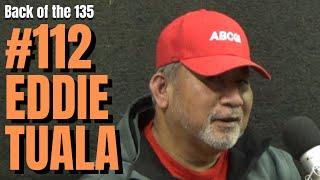 BACK OF THE 135 #112 Eddie Tuala