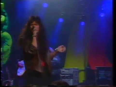 Alien - Live 1989 in Sweden at GiG, Gothenburg