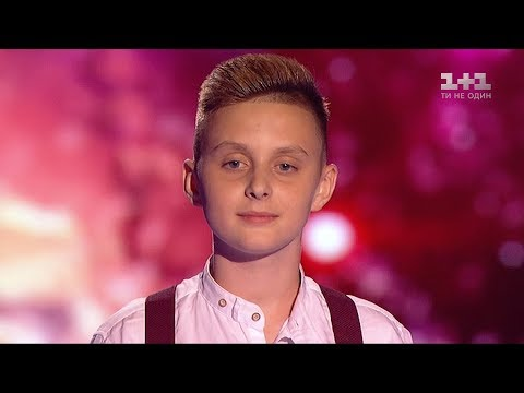 Igor Levytskyi 'Beggin' – Blind Audition – Voice.Kids – season 4